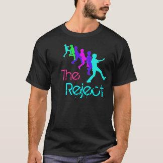 T-shirt Le rejet