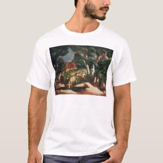 T-shirt Le repos dans le pays, 1925