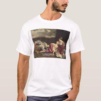T-shirt Le repos sur le vol en l'Egypte, 1628