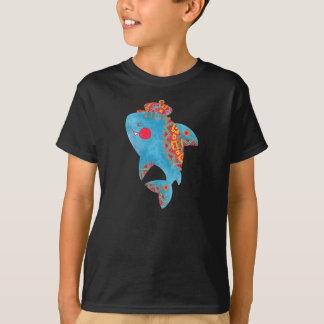 T-shirt Le requin fort