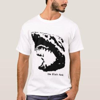 T-shirt le requin noir