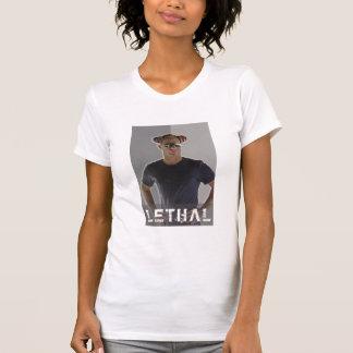T-shirt Le réservoir des femmes mortelles