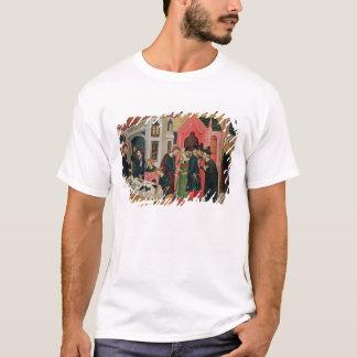 T-shirt Le retable des solides solubles. Marque et Ania