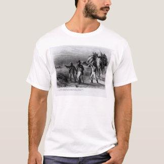 T-shirt Le retour de Burke, de volontés, et de roi