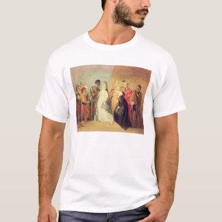 T-shirt Le retour d'Othello, Loi II, scène II de 'Othe