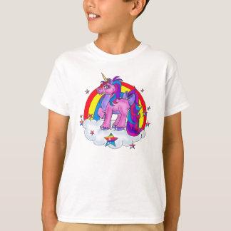 """T-shirt Le """"rêve de licorne"""" BADINE la chemise"""