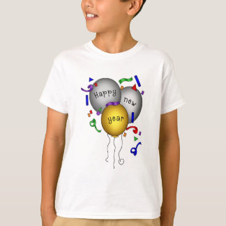 T-shirt Le réveillon de la Saint Sylvestre badine le