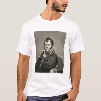 T-shirt Le risque Perry (1785-1819) d'Oliver de commodore,