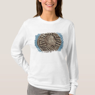 T-shirt Le Roi anglo-saxon East Anglia d'Aethelberht de