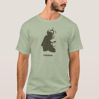 T-shirt Le Roi Ape de pochoir