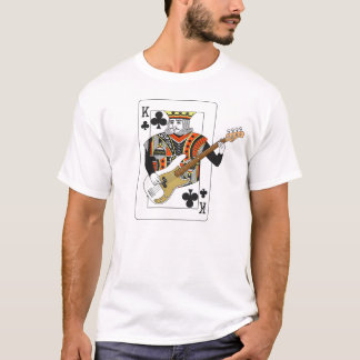 T-shirt Le Roi Bass