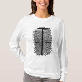 T-shirt Le Roi David commissionnant et chantant