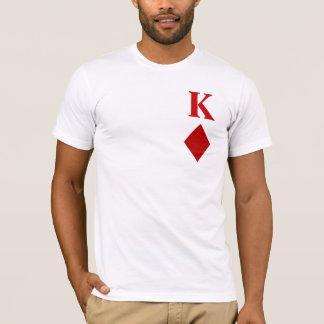 T-shirt le roi des diamants
