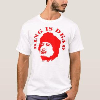 T-shirt Le roi est mort