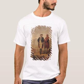 T-shirt Le Roi Frederick II de la Prusse