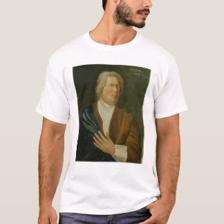 T-shirt Le Roi Frederick William I de la Prusse, 1737