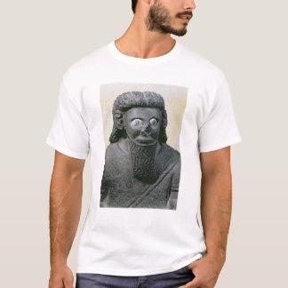 T-shirt Le Roi Hadad, du palais à Dites-Halaf, la Syrie