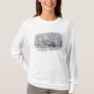 T-shirt Le Roi Malcolm de l'Ecosse