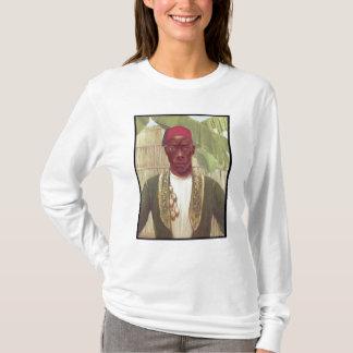 T-shirt Le Roi Mutesa de Buganda, d'une photo