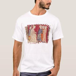 T-shirt Le Roi Philippe I, Grandes Chroniques De France