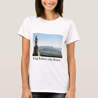 T-shirt Le Roi Robert de l'Ecosse Stirling le Bruce