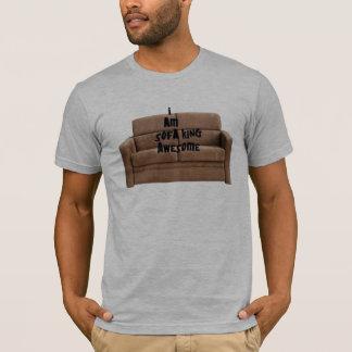 T-shirt Le Roi Shirt de sofa