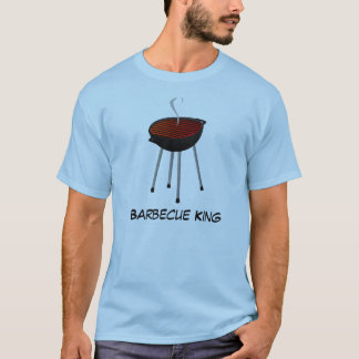 T-shirt Le Roi Tee de barbecue