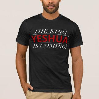 T-shirt Le roi vient
