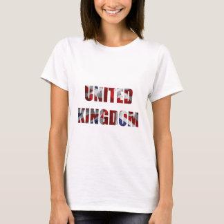 T-shirt Le Royaume-Uni
