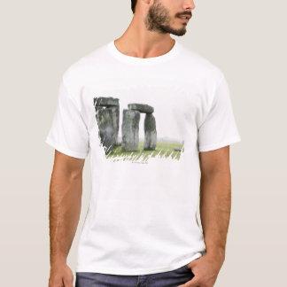 T-shirt Le Royaume-Uni, Stonehenge 13
