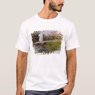 T-shirt Le ruisseau de verger