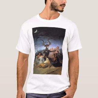 T-shirt Le sabbat de la sorcière