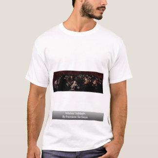 T-shirt Le sabbat des sorcières, par Francisco De Goya