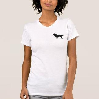 T-shirt Le saint Bernards doit être aimé