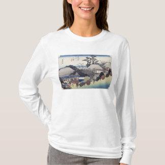 T-shirt Le salon de thé au ressort, Otsu