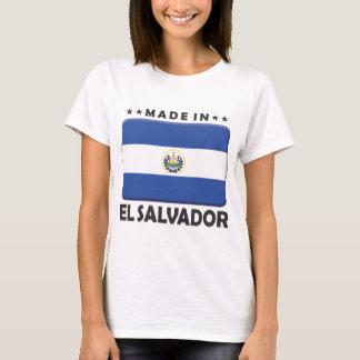 T-shirt Le Salvador a fait