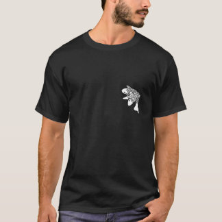 T-shirt Le sashimi 2 de Fukushima a dégrossi chemise