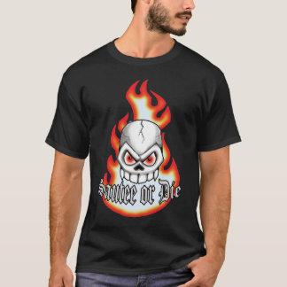T-shirt le sautee ou meurent