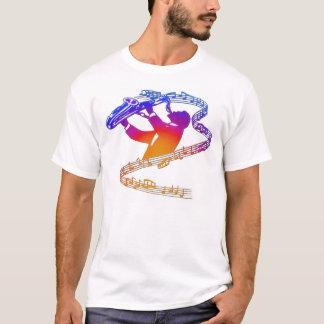 T-shirt Le saxo est une belle chose !