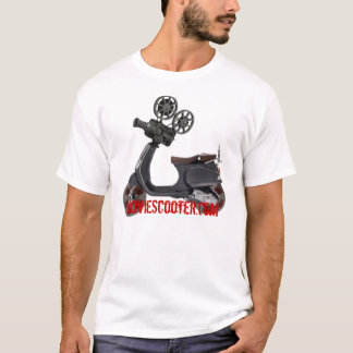 T-shirt Le scooter de film