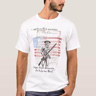 T-shirt Le serment
