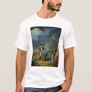 T-shirt Le serment de Lafayette