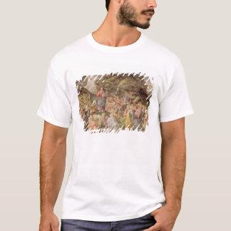 T-shirt Le sermon sur le bâti, du Sistine