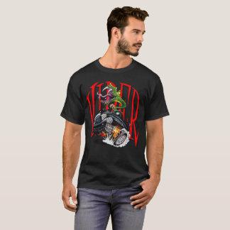 T-shirt Le serpent de monstre reprennent