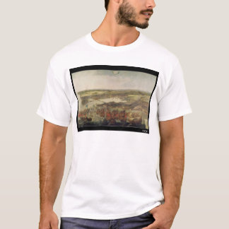 T-shirt Le siège de La Rochelle en 1628