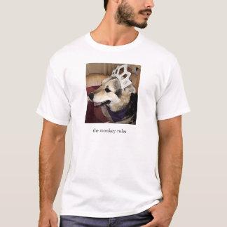 T-shirt Le singe