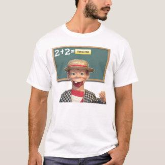 T-shirt Le snerd de Mortimer souscrivent la chemise