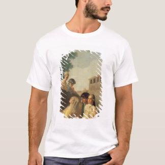 T-shirt Le soldat et la jeune Madame, 1778-79