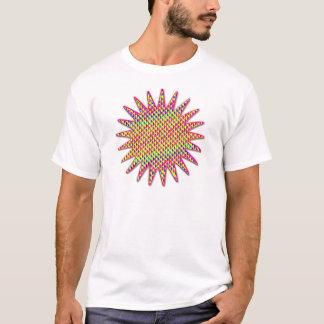 T-shirt Le soleil de rayon de Yazidi 21