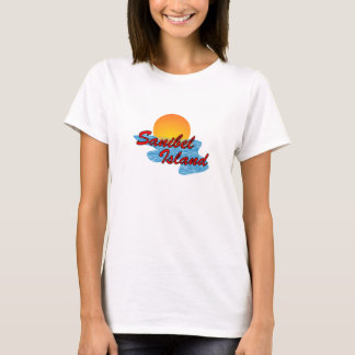T-shirt le soleil de sanibel